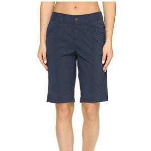 • {Lole} Blue Bermuda Shorts